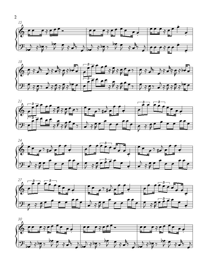 Hello Music Guitar Music Sheets